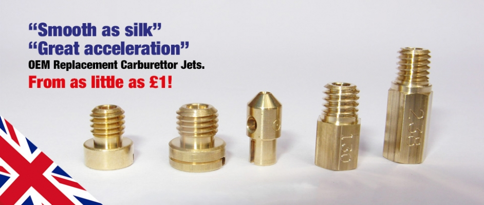 CARBURETOR JETS