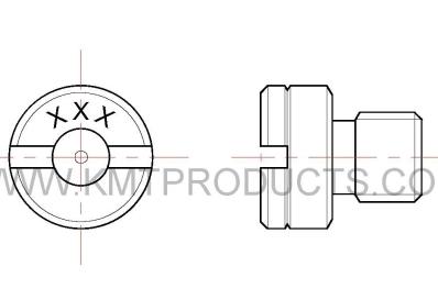 M02- Main Jet - 8 x 9mm