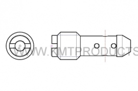 M12 BS30/96 type Pilot Jet 14mm, M5