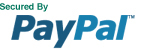 We accept Paypal and Sagepay